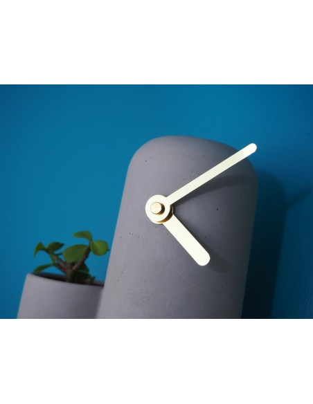 SILO made in France clock ecofriendly vegan product deco