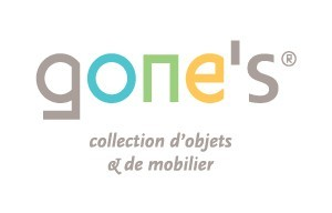 Gone's - Marque de décoration made in France